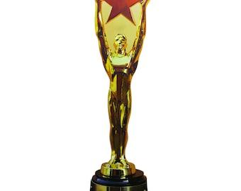 Star Award Cardboard Cutout
