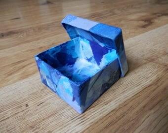 Mini Favour Box - Square