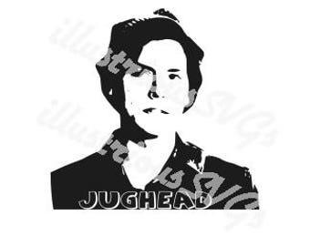 Jughead Jones, Riverdale SVG