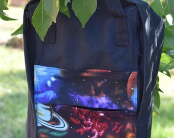 Custom Canvas Backpack