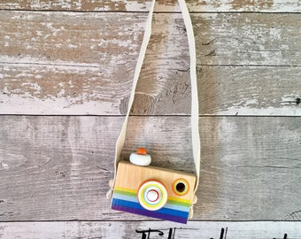 Handmade Wood toy, Pretend toy, Hand painted, eco friendly and non toxic, wood toy, kids toys. ELUWILUSSIT