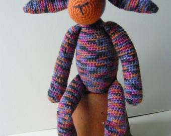 Crochet bunny rabbit