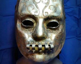 The Bellatrix Lestrange Death Eater mask.