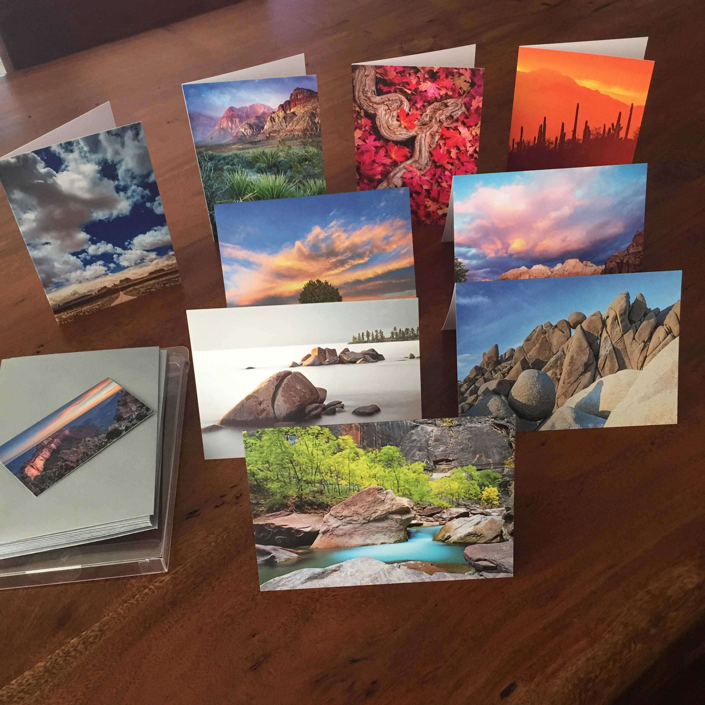 Set of 9 blank 4x6 inch greeting cards with silver envelopes of set of 9 blank 4x6 inch greeting cards with silver envelopes of nature and landscape photography kristyandbryce Image collections