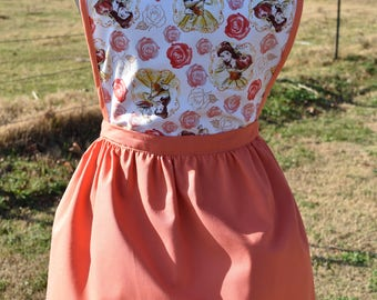 Belle Character Apron