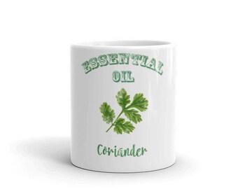 Essential Oil Coriander Mug