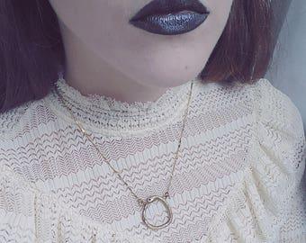 The Ouroboros Necklace