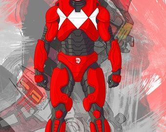 The Red Ranger