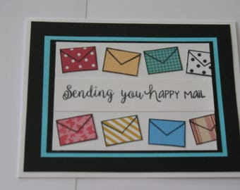 Envelope Note Card
