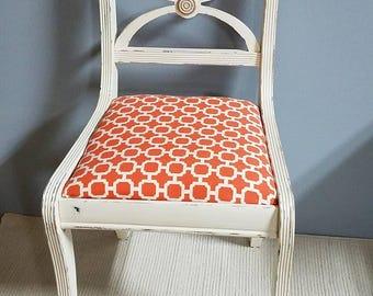 Antique Desk Chair - Refurbished