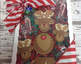 Reindeer Buttercream Cookie Boxed Set