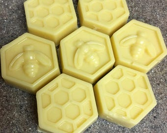 Natural Homemade Beeswax Melts