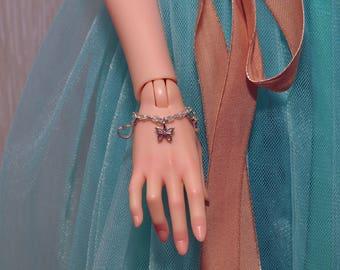 Bracelet with pendants (for BJD)