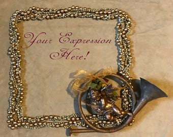 Golden Jewels Mockup