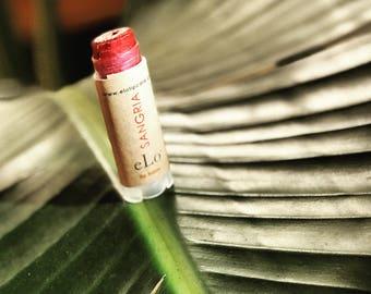 SANGRIA tinted lip balm