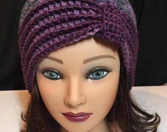 Turban-purple