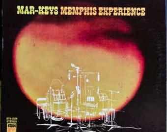"Mar-Kays ""Memphis Experience"" Vintage Vinyl Record Album"