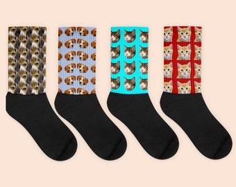 Customised Pet Socks | Dog and Cat Socks | Animals | PetLovers