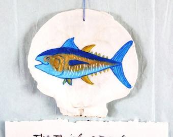Bluefin Tuna Portrait
