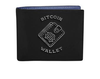 Bitcoin Wallet Crypto Physical BTC Cryptocurrency Gift