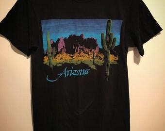 Arizona vintage graphic t