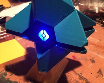 Destiny LED Ghost - 3D Printed (Clearence Overstocked items)