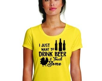 Drink Chicken T-shirt