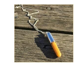 Yellow Aventurine - Intention Necklace