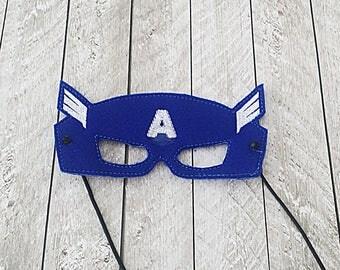 Captain Masks, Cap't, Capt, Comic Books, Hero, Villain, Comics, USA, America
