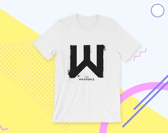 Monsta X Wonho Bias Shirt The Code 몬스타엑스 Monbebe T Shirt Tee Kpop Idol Unisex Korea