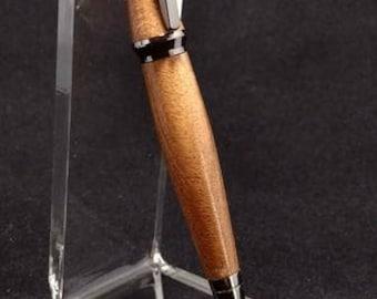 Concava Pen in Mesquite with Gun Metal Finish