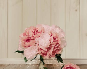 Pink Rose Bouquet- INSTANT DOWNLOAD