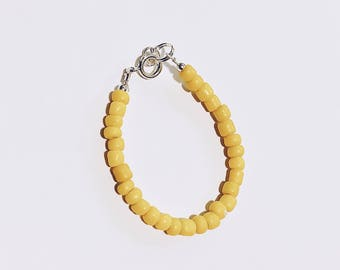 Classic Yellow Baby Bracelet/Accessory