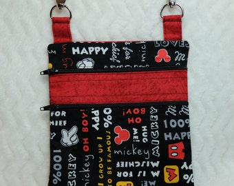Hip Pouch Mickey Mouse