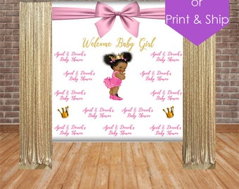 Afro Puff Baby Etsy