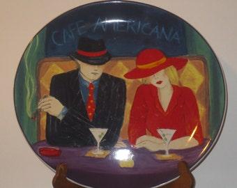 Sango Cafe Americana Platter