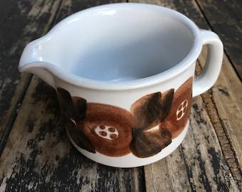 Arabia Milk Jug and Sugar Bowl Set