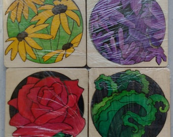 Choose your design - Hand-painted original jigsaw puzzles - many designs, made to order