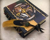Welcome Home / School / Potter Gift / Chosen One / House/ Nerd Gifts / Nerdy / Wizard / Witch / Magic / Magical / Wizardry / Potter Journal