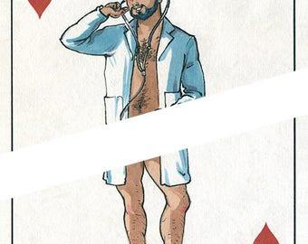 Print erotic cards