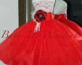 Red Rose Dress Red Dress ...