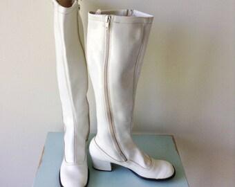 Go Go Gadget Boots | 1960s