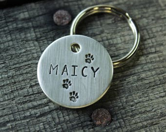 Dog ID tag - name tag custom made for your pet