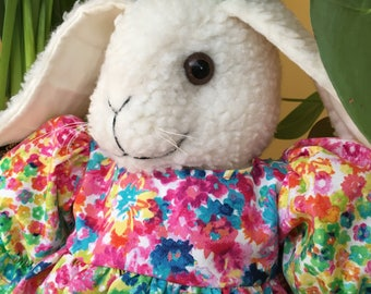 EASTER Bunny RABBIT Doll ~ Flopsy Mopsy Cottontail