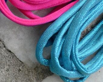 4.5 yds - Swimwear Straps - Swim Cording -Spaghetti Straps - Nylon Lycra - Swim Fabric - Swimsuit Straps - Lycra Spandex Fabric