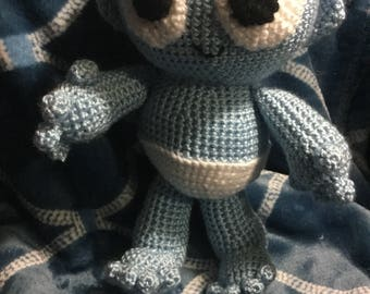 Crochet Goo Goo baby doll inspired