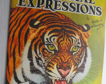 How to draw and paint animal expressions #99 by Walter Wilwerding Walter T. Foster art books