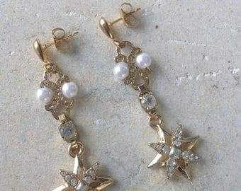 Medieval Heraldry Earrings