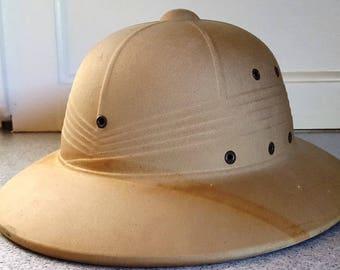 Army Pith Helmet- Korean War
