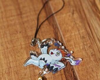 Gomamon - Digimon Phone Charm
